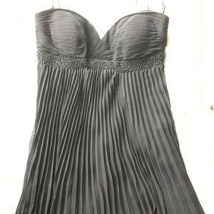Marcelane black cocktail dress - UK designer brand